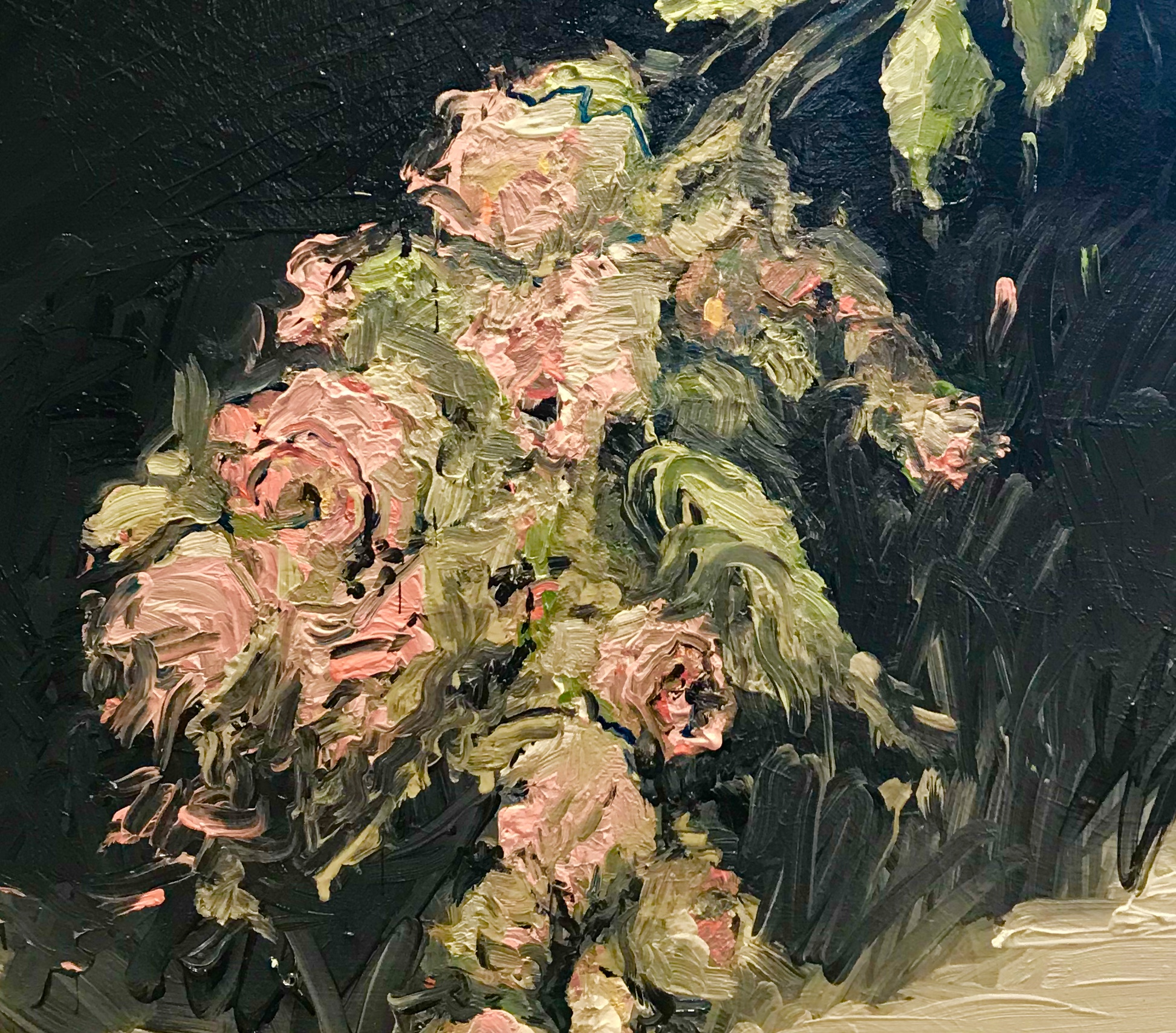 Flowers 70cm x 70cm oil/canvas HuMKz1551287710.jpg